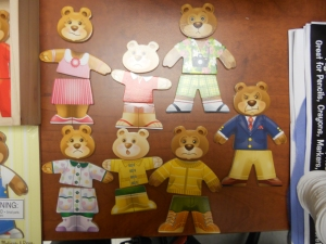 Bear Outfits